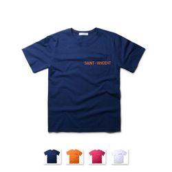 [쿨룩] 남성 포켓 라운드 반팔 티셔츠 MZST67
