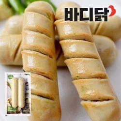 바디닭 매콤청양고추 닭가슴살 소시지 1팩 (100g)