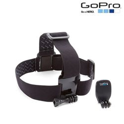 고프로 Head strap + QuickClip 헤드 스트랩 GO430