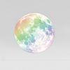 레인보우문 MOONLIGHT RAINBOW S-size (야광달스티커)