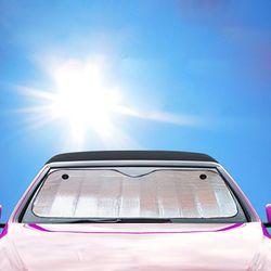 [반려_썸네일 텍스트 삭제] PH 차량용 앞유리 햇빛가리개
