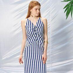 Stripe String Dress