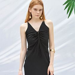 String Dress [Black]