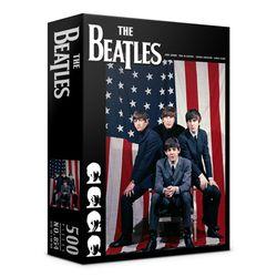 500pcs 비틀즈 인 아메리카 (PL854)