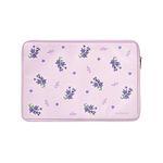 노트북 파우치 용담 (핑크) (15인치)