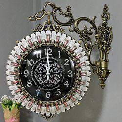(kspz203)민들레양면시계 아이보리