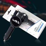 [비핏] 차량용 충전기 3.1A 5핀 8핀+Type C+USB포트