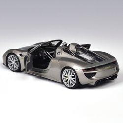 [웰리]1:24 포르쉐 918 스파이더모형자동차 (24055)