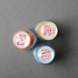 솜씨 멍이냥이 만년스탬프(089-MS-23-24-25)