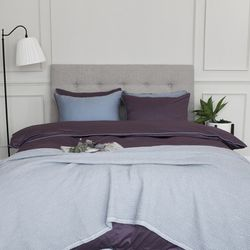 심플라인 호텔베딩-퍼플-퀸사계절풀세트