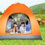 원터치 퀵 텐트