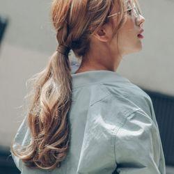 [패션가발 롤링포니테일] 아델 오픈베이스 (모스트사)