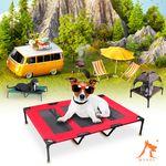 마이펫 메쉬 애견통풍침대 캠핑침대 해먹침대 모음전