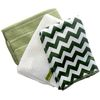 Vari키친타올-Stripe green