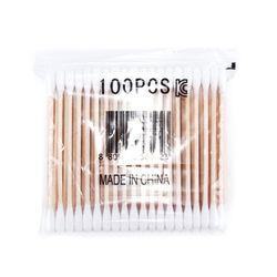 자작나무 면봉 (100P x 4개)