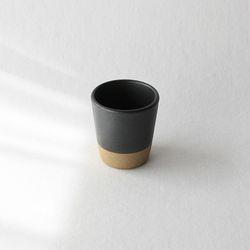 한식기 시리즈 - 물컵 (블랙)