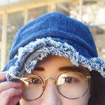빈티지 그라데이션 둥근 안경n824