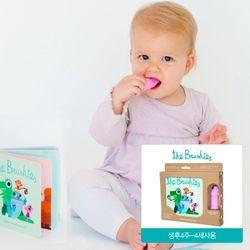 유아 아기 칫솔 피기핑키 스토리북SE