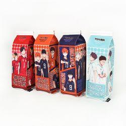 하이큐 우유파우치 4종