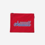CHIIIIILL M.POUCH RED