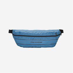 SLOGAN M.WAIST BAG  BRIGHT BLUE