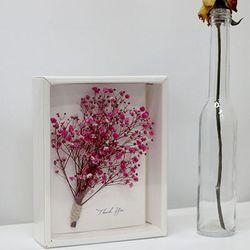 안개꽃 플라워카드