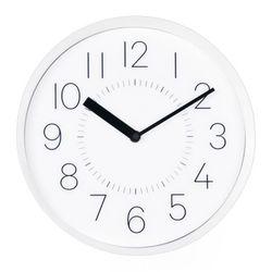 티니오픈메탈벽시계 (WH)