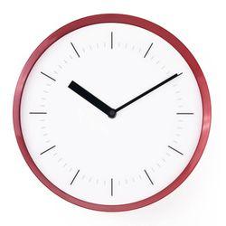 티니오픈메탈벽시계 (RED)