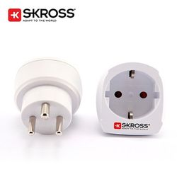 COUNTRY ADAPTER EUROPE TO DENMARK