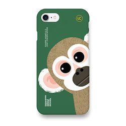 다람쥐 원숭이 멸종위기동물 케이스 아이폰7