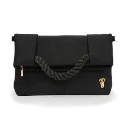 Evervely Clutch Bag - Black(에버블리 클러치백)