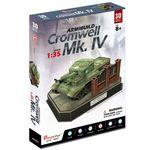 큐빅펀 3D퍼즐 영국 크롬웰 마크4전차