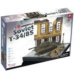 큐빅펀 3D퍼즐 소비에트 T-34전차