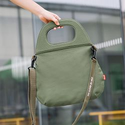HOBO BAG - KHAKI