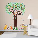 Big Tree and Animal Friends-큰 나무와 동물 친구들