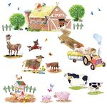Pony Club and Farm Animals-포니 클럽 농장