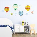 Hot-air balloon travel-열기구 여행