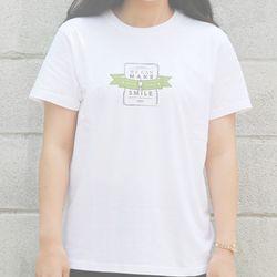 굿네이버스 Make a Smile 티셔츠