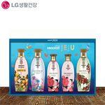 LG생활건강 제주샴푸바디 선물세트 박스단위4개입