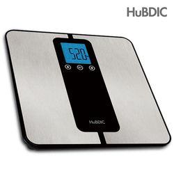 휴비딕 체지방 체중계 HBF-1100 블랙앤실버