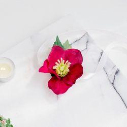 오리엔탈 헬레보루스 꽃팔찌