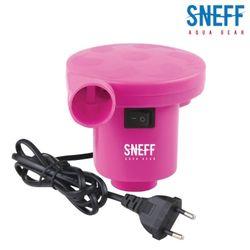 스네프 전기 튜브 에어펌프 가정용 전동 SAP-1168PINK