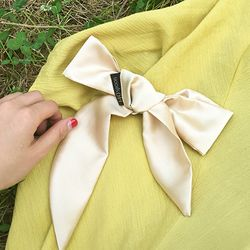 Ribbon Strap Beige