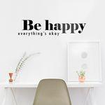 happy 그래픽 포인트 스티커