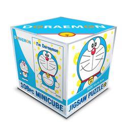 도라에몽 미니큐브 직소퍼즐 (미니108피스PL108-65)