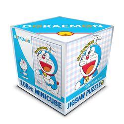 도라에몽 미니큐브 직소퍼즐 (미니108피스PL108-66)