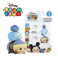 [Disney] 디즈니 썸썸 3종 세트 웨이브2 /  랜덤발송