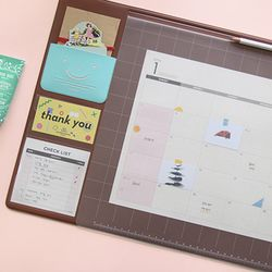 2018 DESK MAT SCHEDULER-L