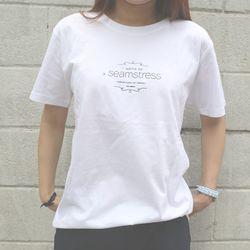 굿네이버스 seamstress 티셔츠