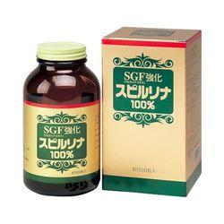 스피루리나 SGF 강화 1500정 일본 건강기능식품